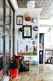 peg board wall create a pegboard wall organizer that looks as pretty as it is functional pegboard garage wall ideas