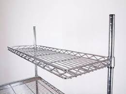 wall mounted wire shelving. Wall Mount Wire Shelving Shelves Mounted Units K