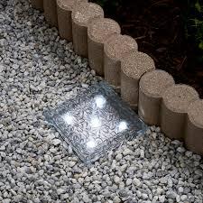 solar patio lights. Iced 6x6\ Solar Patio Lights