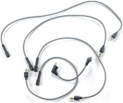 spark plug wire set o reilly auto parts omnispark spark plug wire set