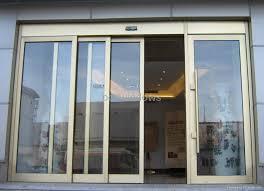 amazing aluminum patio door designs exterior sliding