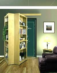 bookshelf closet door bookcase in large