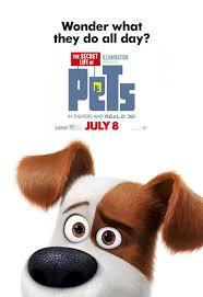 Pet Poster The Secret Life Of Pets Teaser Trailer 4