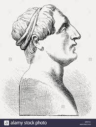 Ancus Marcius, c. 677-617 BC, il leggendario quarto re di Roma Foto stock -  Alamy