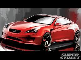 hyundai genesis coupe custom. sstp 1101 03 o hyundai genesis coupe front left side view sstp_1101_03_o hyundai_genesis_coupe front_left_side_view custom 0