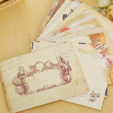 12 Pcs Lot Vintage Mini Paper Envelope Scrapbooking Envelopes Small