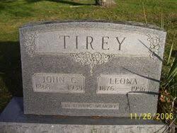 Leona Sizemore Tirey (1876-1956) - Find A Grave Memorial