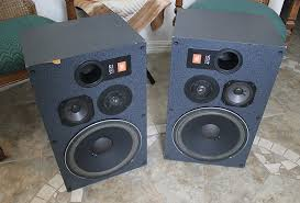 jbl 4412. jbl studio monitors 4412a 3 way jbl 4412