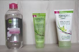 skincare routine sensitive and dry skin erin azmir