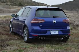 Capsule Review: 2015 Volkswagen Golf R - The Truth About Cars