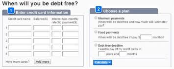 Online Debt Reduction Calculator The Best Debt Repayment Tools And Apps The Simple Dollar