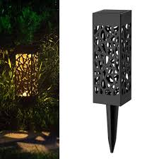 Lantern Pathway Lights Us 2 78 29 Off Led Solar Stake Light Lantern Solar Powered Pathway Lights Decorative Outdoor Lawn Yard Lamp For Garden Patio 2019 Hot Sale 25 In Led