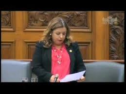 كندا - مشروع قانون ضد الكعب العالي