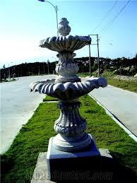 water fountain parts garden stone water