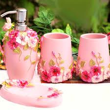 black and pink bathroom accessories. Magnificent Impressive Pink Bathroom Set Luxurius Home Decorating Ideas Victoria Secret Sets Interesting Designing Inspiration Black And Accessories