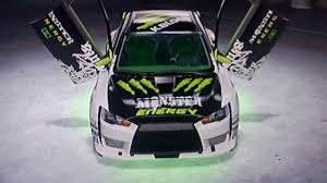 monster energy mitsubishi lancer evolution x
