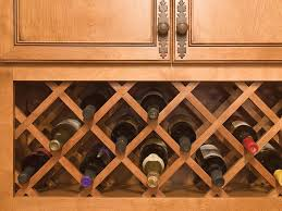 Impressive Wall Cabinet Wine Rack Insert with Lattice Wine Rack Diy also  Antique Bronze Cabinet Door Knobs