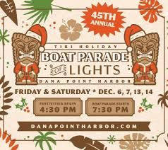 45th Annual Dana Point Harbor Boat Parade Of Lights
