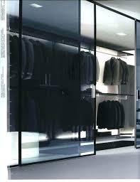 glass closet dark sliding doors door repair bifold parts