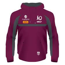 Queensland Maroons 2020 Squad Hoodie ...