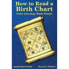 How To Read A Birth Chart Book