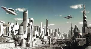 Resultado de imagen de El transporte aereo del futuro en las ciudades