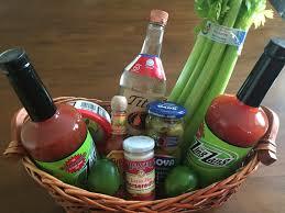 diy housewarming gift basket full of mary ings