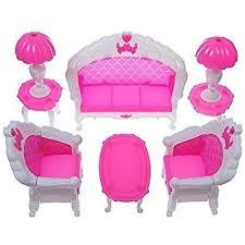 Amazon Qiyun 7pcs Fashion Dressing Table And Chair Set For