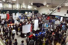 The Stem Career Fair A Bazaar Of Opportunities The Peak