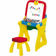 remarkable crayola childrens f play desk art drawing studio kids table easel chairset crayola childrens f