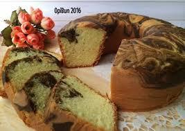 Resep ny liem rainbow cake. Resepi Cake Zebra Jadul Pawtaste Com