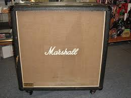 Marshall 4x10 Cabinet Marshall 80s Jcm 800 Grillcloth And Speaker Screw Concern