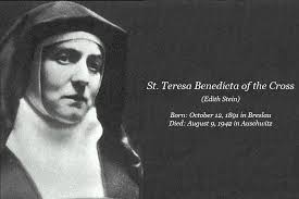 Catholic Quote of the Day — from St. Teresa Benedicta of the Cross ...