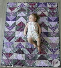 Flying Geese Quilting Course! - Melanie Ham & It's called Finley's Flying Geese Quilt Course! I made this quilt for my  best friend's new baby girl and documented the process from start to finish  so that ... Adamdwight.com