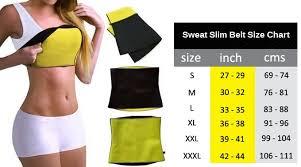 Pin On Sweat Slim Belt
