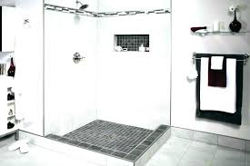 convert stand up shower to tub converting bathtub clawfoot into