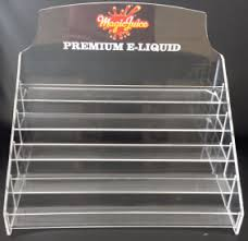 E Liquid Display Stand STAND MAGIC JUICE 16