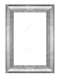 white antique picture frames. Old Antique Vintage Silver Frames. Isolated On White Background Stock Photo  - 25569413 Picture Frames U