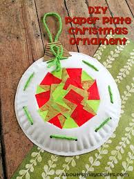 20 Paper Plate Crafts For Christmas  MamanistaChristmas Paper Plate Crafts