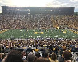 Michigan Stadium Interactive Seating Chart