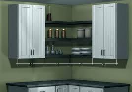 Corner Cabinet Shelving Unit Magnificent Corner Shelf Kitchen Kitchen Corner Shelf Ideas Kitchen Corner