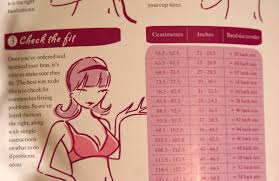Perspicuous Bra Sister Size Chart Uk Size 2019