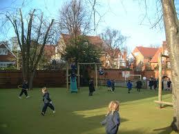 essay on your school playground