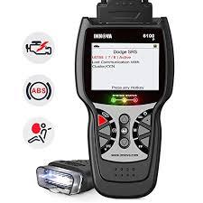 Innova 6100p Srs Abs Obd2 Scanner Car Code