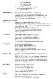 Word Formatted Resume Resume In Word Format Hudsonhs Me