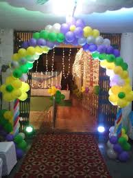 birthday party in gurgaon we decorate all types of venues as home