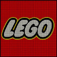 Lego Patterns Beauteous Lego Logo Crochet Pattern