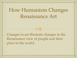 humanism in renaissance art