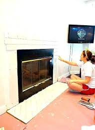 subway tile fireplace marble tile fireplace surround marble subway tile fireplace surround carrara marble subway tile