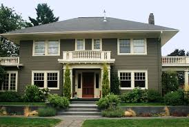 Tips On Painting Outside Of House Great Modern Color Also - Color combinations for exterior house paint